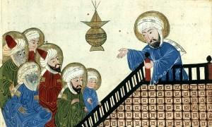 Muhammads letzte Predigt